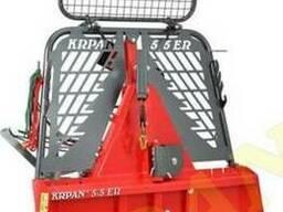 Трелевочная лебедка KRPAN 5,5 ER