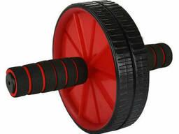 Тренажер колесо MS 0871-1 (Красный)
