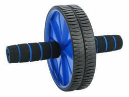 Тренажер колесо MS 0871-1 (Синий)
