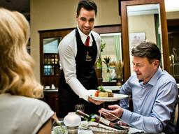 Тренинг продаж для официантов и барменов
