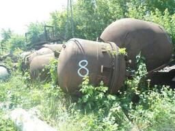 Три ёмкости по 4.1 куб в Днепропетровске