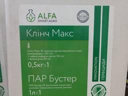 Трикомпонентний післясходовий гербіцид Клінч Макс 1 л ПАР