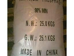 Тринатрийфосфат, натрия фосфат