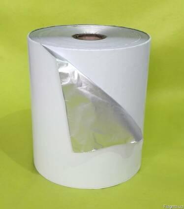 Триплекс буфлен, кашированная фольга алюминия