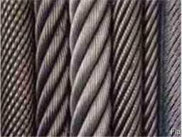 Трос диаметром 2, 0 мм из нержавеющей стали ГОСТ 3066-80