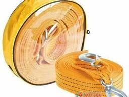 Трос буксир ST206B/TP-209-5-1 5т лента 50мм х 6м оранж/2. ..