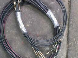 Трос газа Z420230030 на погрузчик SEM ZL50F, SEM639C, SEM65