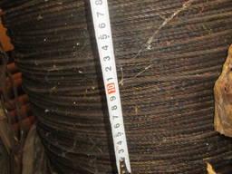 Трос -канат стальний Д 2-4-6 мм