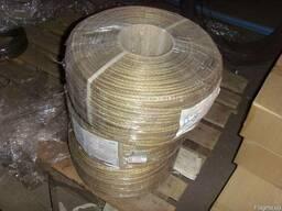 Канат, трос стальной 1-42мм, у т. ч. н/ж та у ПВХ