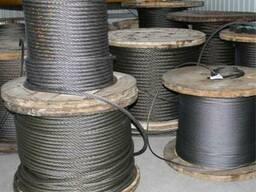 Куплю канат стальной трос металлический по всей Украине
