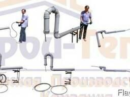 Трос стальной, сантехнический 6,8,10,12,14 мм.