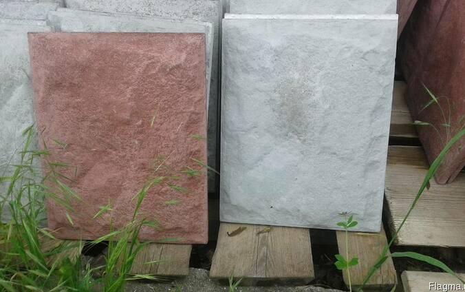Тротуарная и фасадная плитка