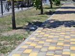 Тротуарная плитка - фото 3