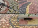 Тротуарная плитка - фото 4