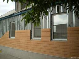 Вентилируемый фасад Донрок (Сканрок, Марморок)