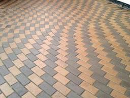 Тротуарная плитка фем брукивка 200х100х60