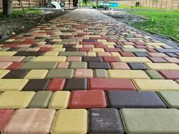 Тротуарная плитка фэм Старый город