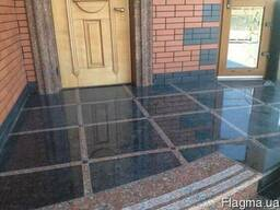 Тротуарная плитка из гранита. - фото 4