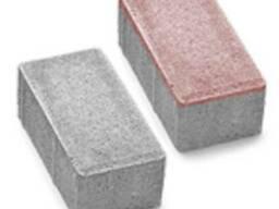 Тротуарная плитка «Кирпич» 200×100мм, купить, цена