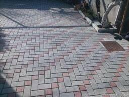 Тротуарная плитка - купить в Киеве и области. БалансБуд