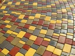 Тротуарная плитка от компании Литос