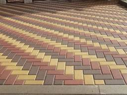 Тротуарная плитка от производителя.
