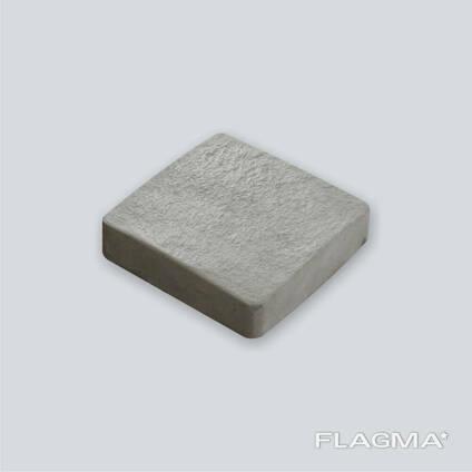 Тротуарная плитка серая Ретро 3 см