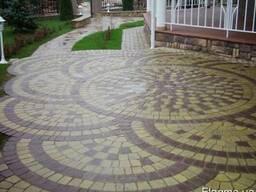 Тротуарная плитка РЕТРО