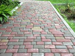 Тротуарная плитка Старый Город 40мм