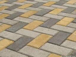 Тротуарная плитка ( сухопрессованная ) в Харькове - photo 3