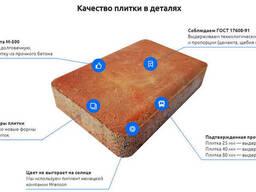 Тротуарная плитка в Одессе