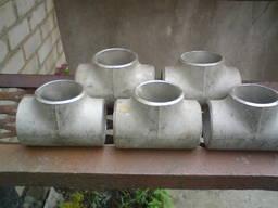 Продам тройники 76х6 мм, ст. 12Х18Н10Т