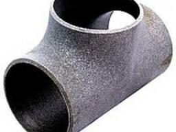 Тройник стальной бесшовный Ду 500 (530x10)