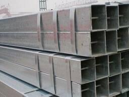 Труба 100х50х6 профильная сталь-20