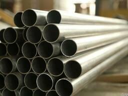 Алюминиевая труба круглая толстостенная ø 40x12 мм купить