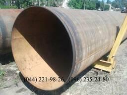 Металлическая труба б/у Ф 159-1420 мм