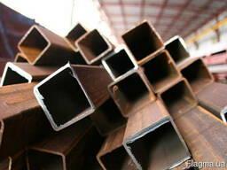 Труба 16х16х2 мм; ст. 1-3пс; 6 м