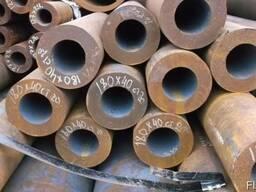 Трубы стальные бесшовные 42х12 ст20