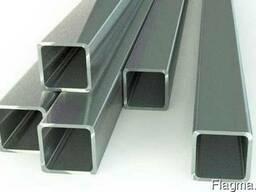 Труба 35х35х2 сталь 3 купить, цена, черная