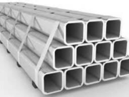 Алюминиевый профиль труба 30х20х1, 2 анодированная, купить