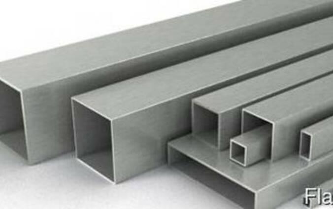 Алюмінієва труба прямокутна 20x10x1 мм