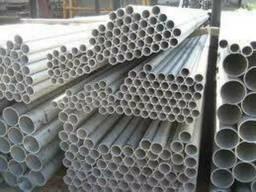 Труба н/ж 38, 0х2, 0мм бесшовная сталь 12Х18Н10Т