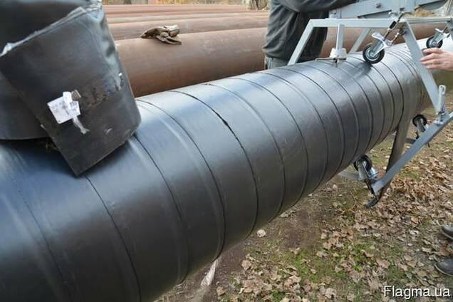 Труба 57 УС изоляции (усиленная битумно-полимерная)
