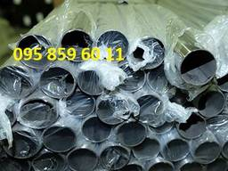 Труба н/ж 10х1, 0 мм. tig