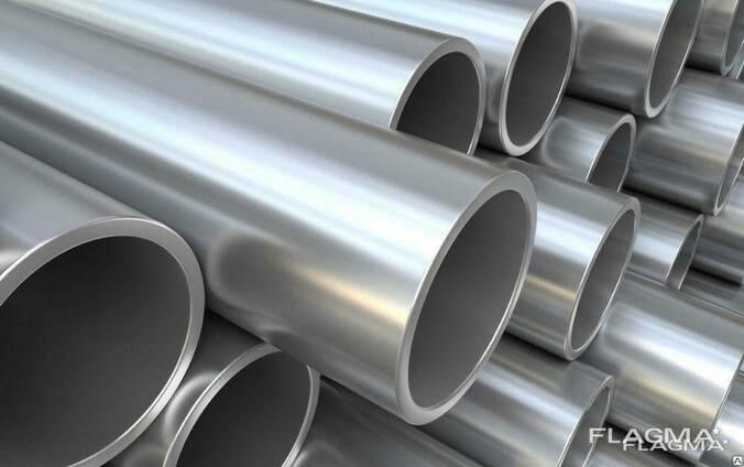 Алюминиевая труба круглая толстостенная от 20 до 85мм.