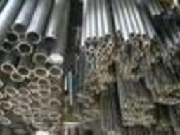Алюминиевая труба круглая толстостенная 85x5мм. .. .