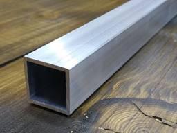Труба алюминиевая квадратна 10х10х2, 3 мм