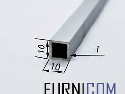 Труба алюминиевая квадратная от 10*10 до 50*50