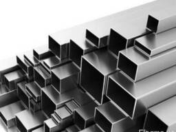 Труба алюминиевая квадратная ПАC-0131 20х20х1. 5 / б. п.
