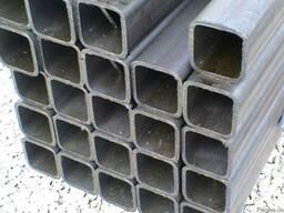 Труба алюминиевая профильная 100х20 мм